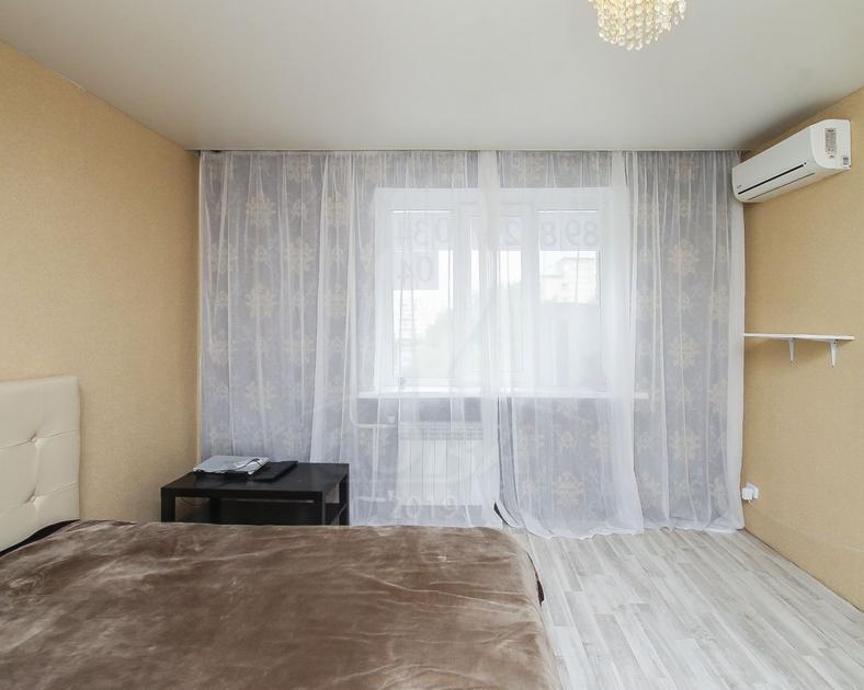 1 комнатная квартира  в 1 микрорайоне, ул. Олимпийская, 8, г. Тюмень