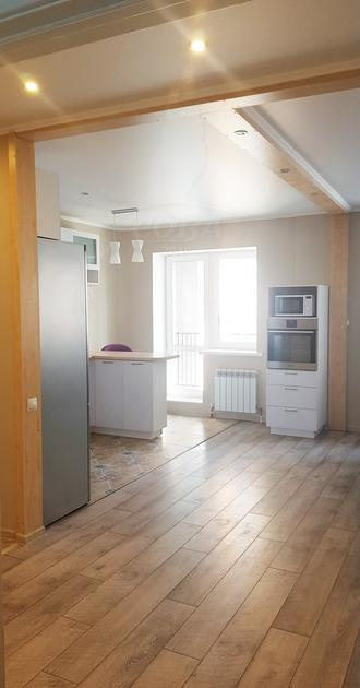 3 комнатная квартира  в районе Мыс, ул. Вятский проезд, 28, г. Тюмень