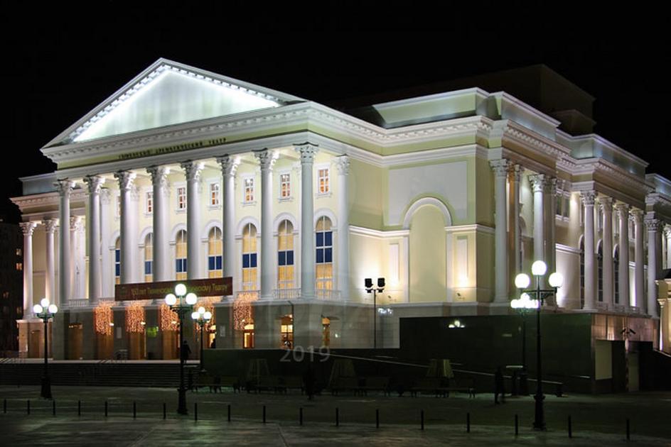 3 комнатная квартира  в районе Драмтеатра, ул. Республики, 90, г. Тюмень