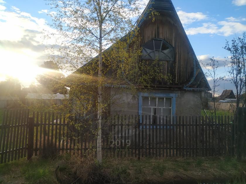 Дача с баней, с/о Возрождение, Уватский тракт