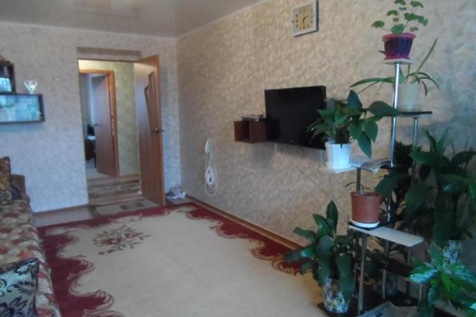 3 комнатная квартира  в районе Залиния, ул. Федеративная, 14А, г. Заводоуковск