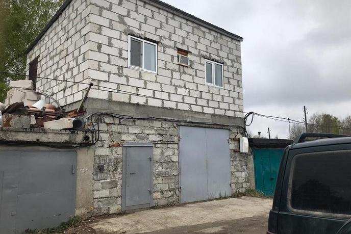 Гараж капитальный в районе Нагорный Тобольск, г. Тобольск, ГК «Сталкер»