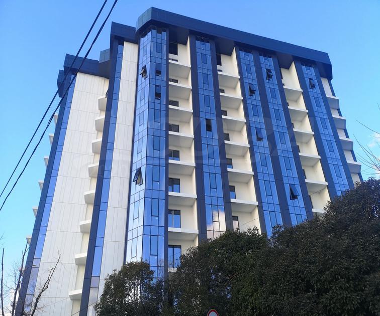 2 комнатная квартира  в районе Больничный Городок, ул. Дагомысская, 27, ЖК «Александрит», г. Сочи