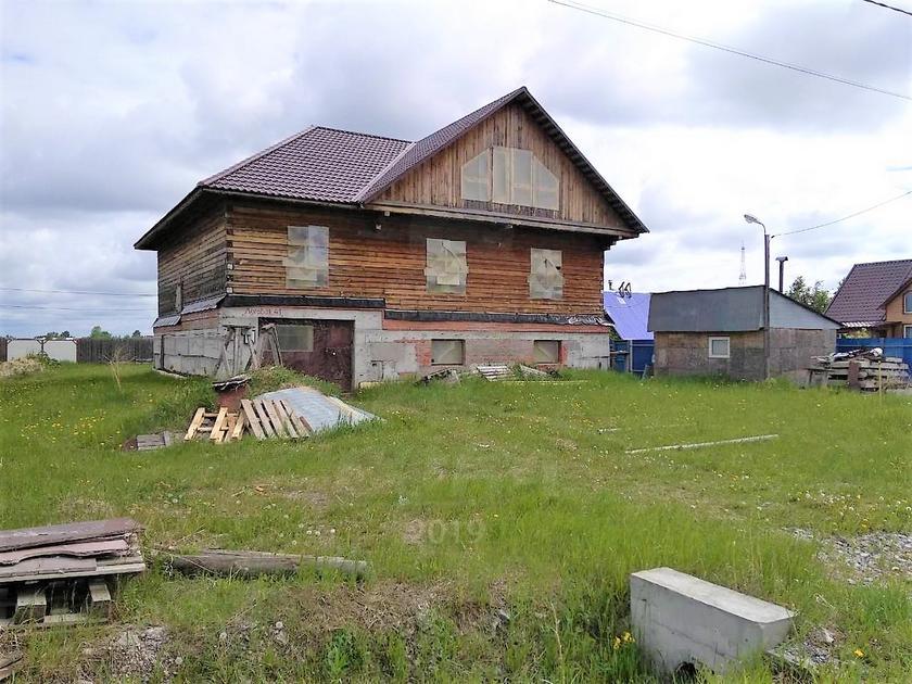 Загородный дом, с. Каскара, по Тобольскому тракту