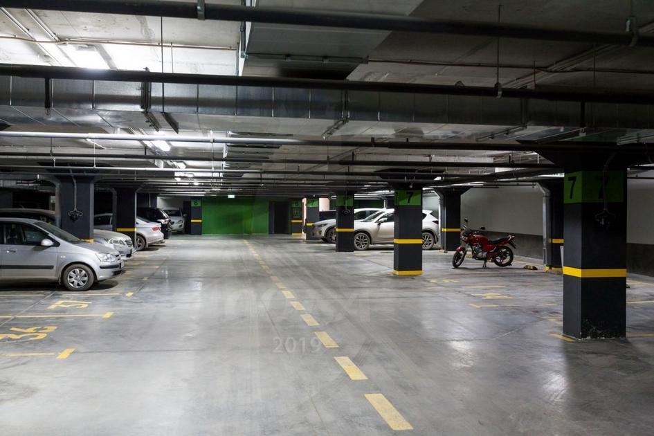 Парковочное место на КПД в районе 50 лет Октября, г. Тюмень, Паркинг в Квартале «Новин» дом 57а