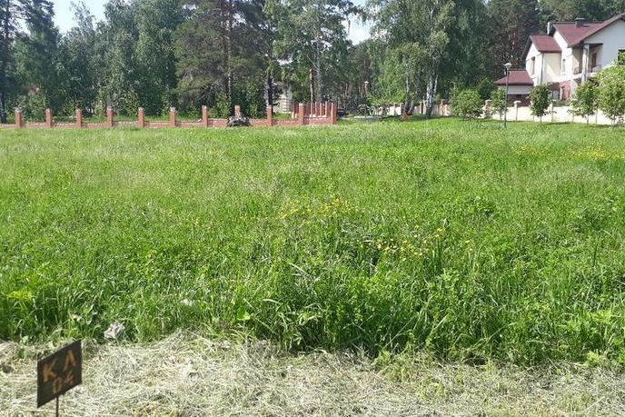 Участок жилстрой и соцкультбыт, п. санаторий Сибирь, по Червишевскому тракту