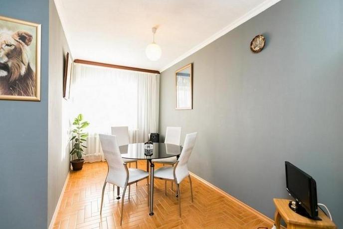 4 комнатная квартира  в районе ул.Малыгина, ул. Шиллера, 38, г. Тюмень