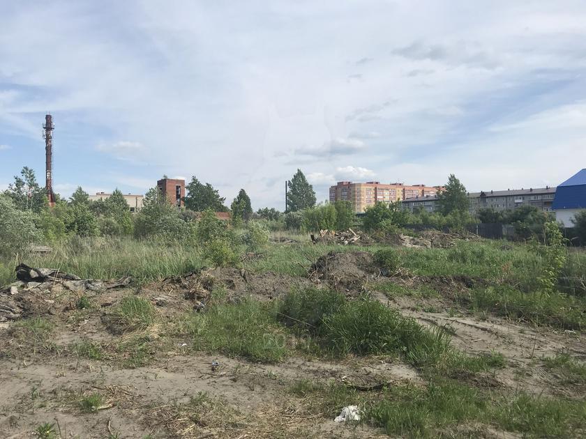 Участок общественно деловое, в районе ММС, г. Тюмень