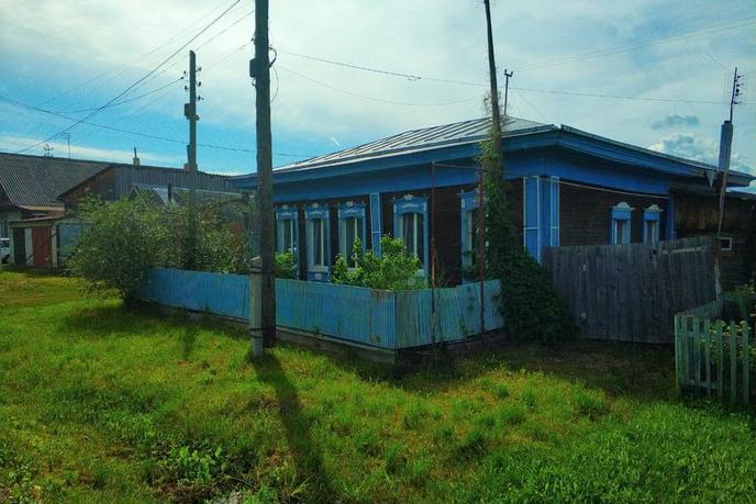 Частный дом с баней, с. Горьковка, в районе на Горьковку