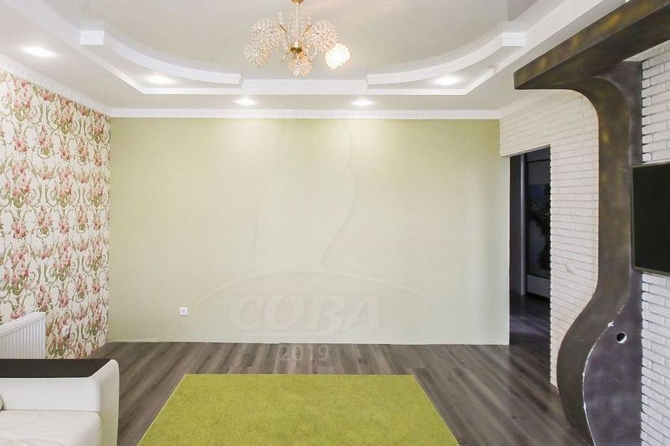 3 комнатная квартира  в Тюменском-4 мкрн., ул. Дмитрия Менделеева, 12, Жилой комплекс «на Менделеева», г. Тюмень