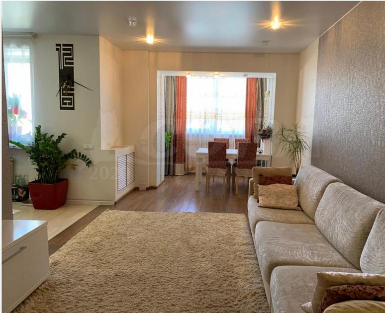 4 комнатная квартира  в пос. Антипино, ул. Александра Пушкина, 3, г. Тюмень