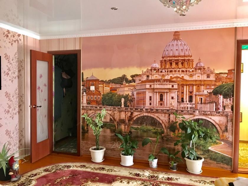 2 комнатная квартира  в районе Нагорный Тобольск, ул. 6-й микрорайон, г. Тобольск