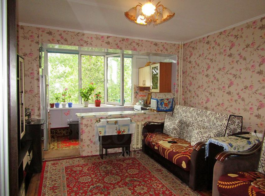 2 комнатная квартира  в районе Лесобаза, ул. Судостроителей, 40, г. Тюмень