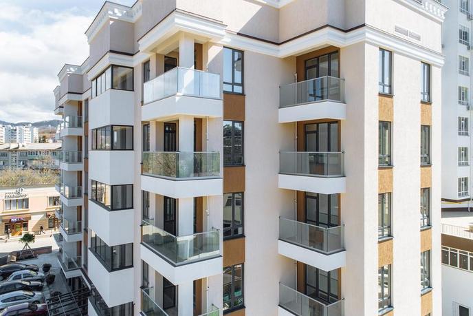 1 комнатная квартира  в районе Дагомыс, ул. Гайдара, 5, ЖК «River House» (Ривер Хаус), г. Сочи