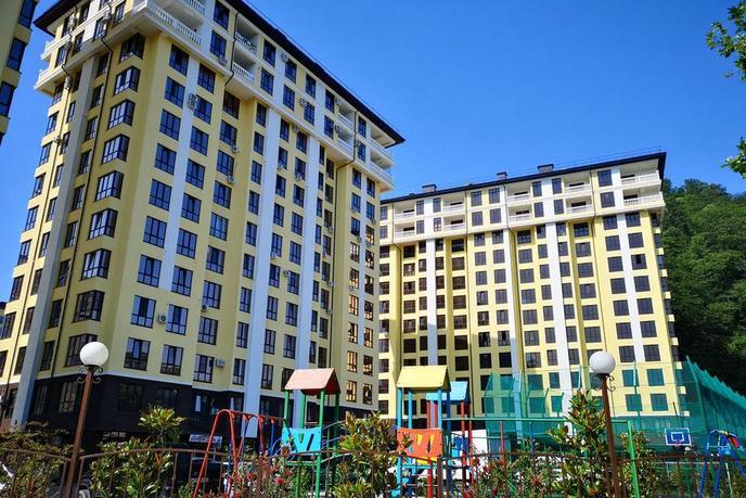 1 комнатная квартира  в районе Дагомыс, ул. Армавирская, 100, г. Сочи