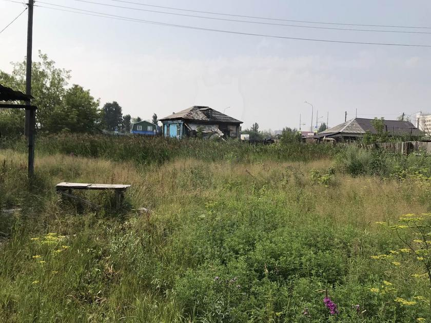 под снос, в районе Калинина, г. Тюмень