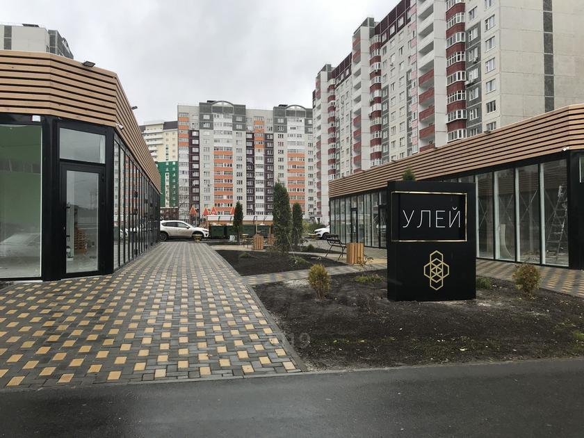 Торговое помещение в отдельно стоящем здании, аренда, в Тюменском-3 мкрн., г. Тюмень
