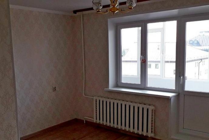 1 комнатная квартира  в районе Нагорный Тобольск, ул. 9-й микрорайон, 20А, г. Тобольск