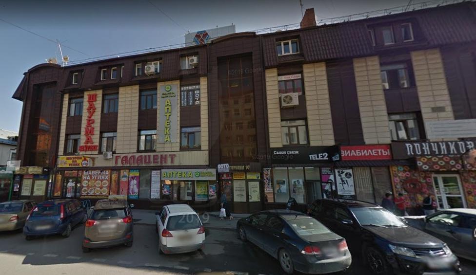 Офисное помещение в отдельно стоящем здании, продажа, в центре Тюмени, г. Тюмень