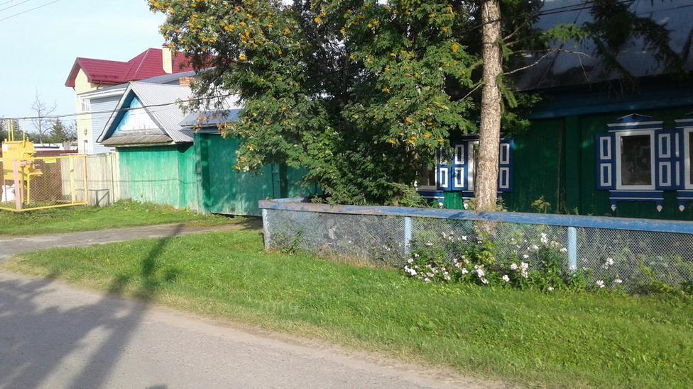 Загородный дом с баней, в районе Центральная часть, с. Гусево, по Московскому тракту