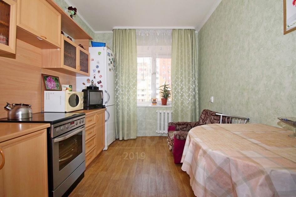 3 комнатная квартира  в районе Дом Обороны, ул. Чернышевского, 2Б/6, г. Тюмень