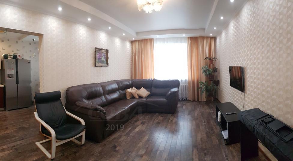 3 комнатная квартира  в Тюменском-3 мкрн., ул. Пермякова, 78А, г. Тюмень