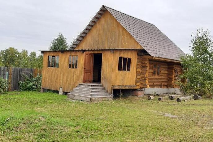Строящийся дом, д. Головина, по Червишевскому тракту