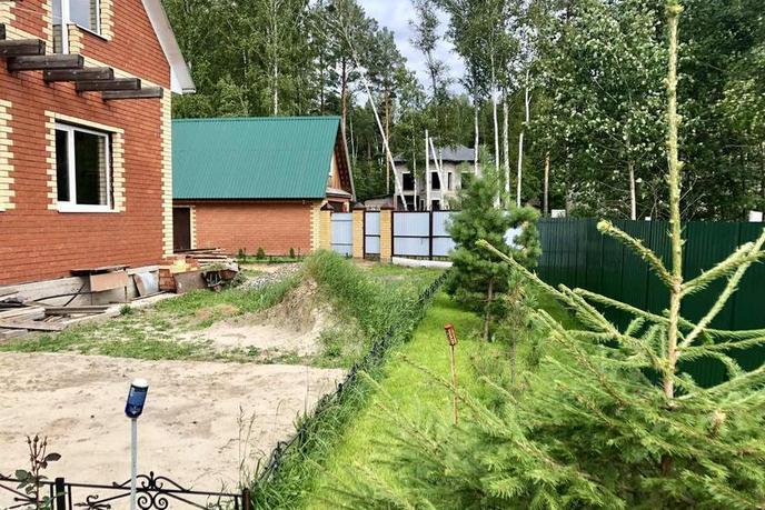 Загородный дом с баней, с. Тюнево, по Велижанскому тракту
