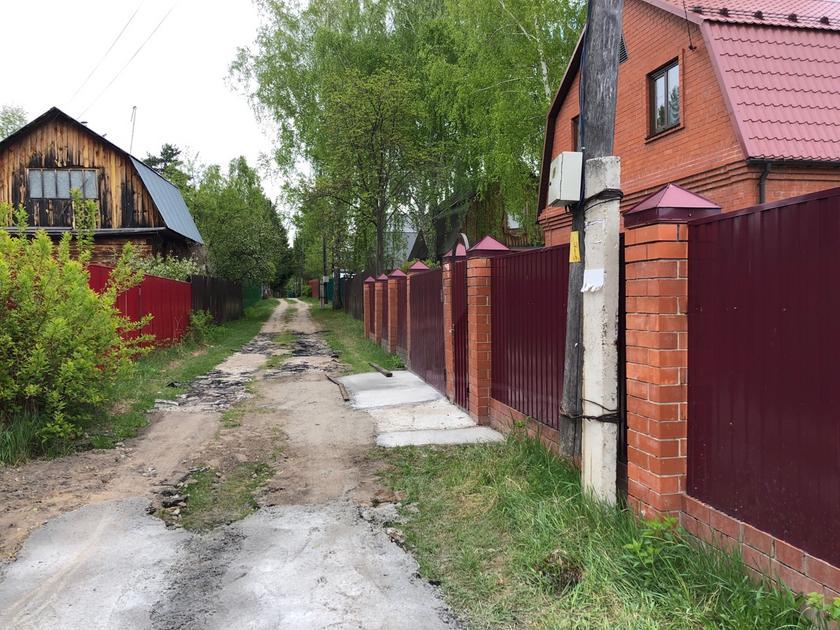 Садовый участок, д. Штакульская, по Велижанскому тракту
