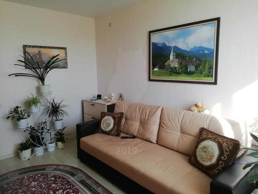 1 комнатная квартира  в районе центральная часть, ул. Мира, 29А, Жилой квартал «Клевер», п. Боровский