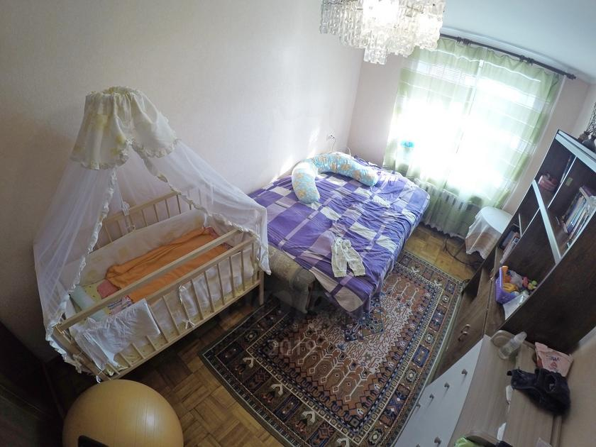 3 комнатная квартира  в районе Дом Обороны, ул. Белинского, 1, г. Тюмень