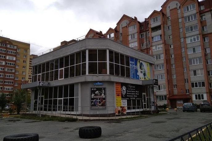 Торговое помещение в торговом центре, продажа, в районе Мыс, г. Тюмень