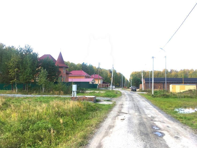 Участок под ИЖС или ЛПХ, в районе Верхний бор, г. Тюмень