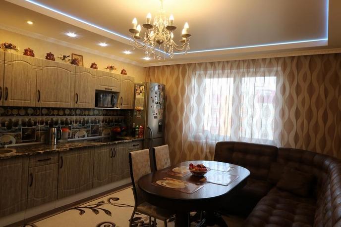 3 комнатная квартира  в районе Тюменская Слобода, ул. Созидателей, 14, ЖК «Комарово», д. Дударева