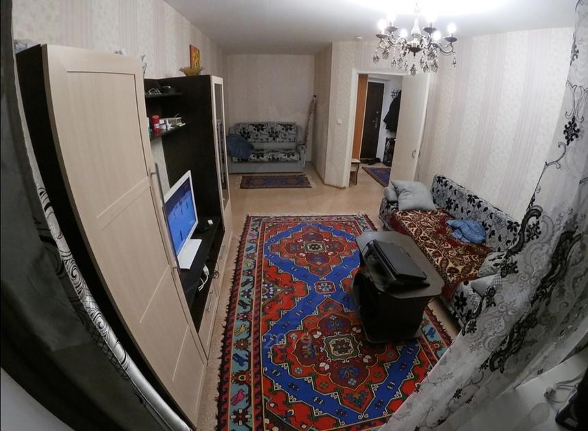 1 комнатная квартира  в районе Югра, ул. Щербакова, 150/2, г. Тюмень