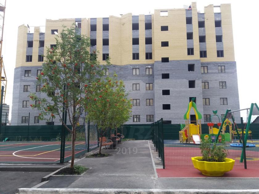 2 комнатная квартира  в новом доме,  в Южном микрорайоне, Жилой комплекс «На Мельникайте», г. Тюмень
