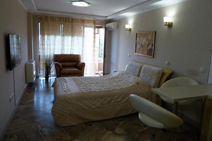 1 комнатная квартира  в районе Центральный, ул. Несебрская, 14, г. Сочи