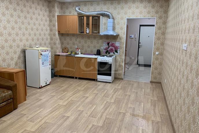 Студия в аренду в районе Дом Обороны, ул. Таврическая, г. Тюмень