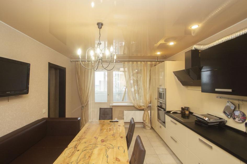 3 комнатная квартира  в районе Плеханово, ул. Кремлевская, 112/3, ЖК «Плеханово», г. Тюмень