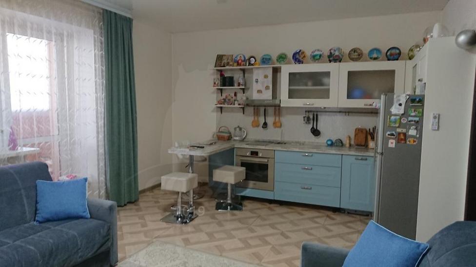 2 комнатная квартира  в районе Мыс, ул. Беляева, 27, г. Тюмень