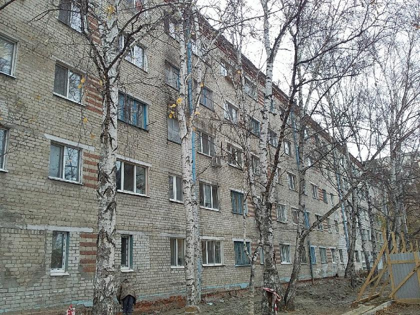 Комната в районе Драмтеатра, ул. Фабричная, 22, г. Тюмень