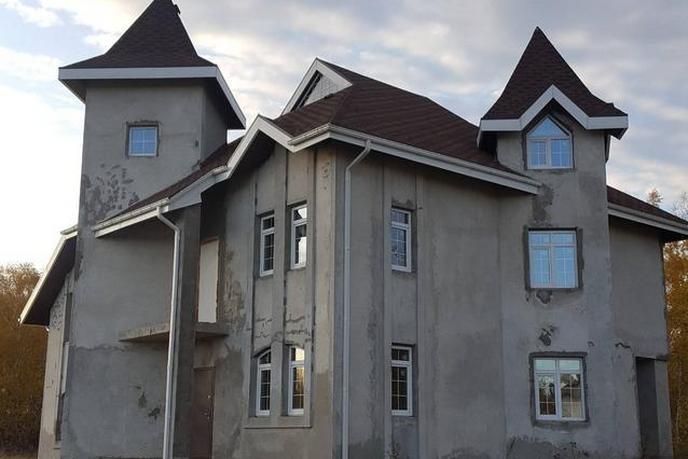 красивый дом, с. Абалак, Абалакский тракт