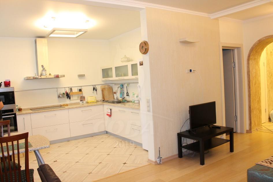 4 комнатная квартира  в районе ул.Малыгина, ул. Салтыкова-Щедрина, 34, г. Тюмень