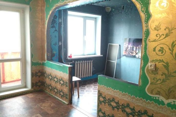 1 комнатная квартира  в районе Нагорный Тобольск, ул. 4-й микрорайон, 38А, г. Тобольск