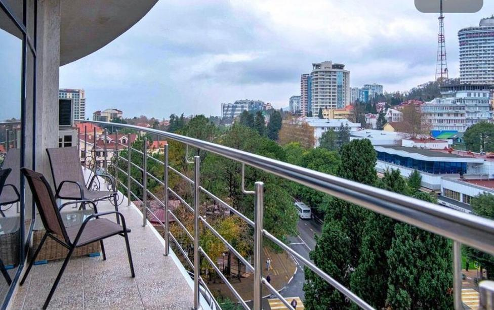 2 комнатная квартира  в центре, ул. Курортный проспект, 59, ЖК «Барселона Парк», г. Сочи