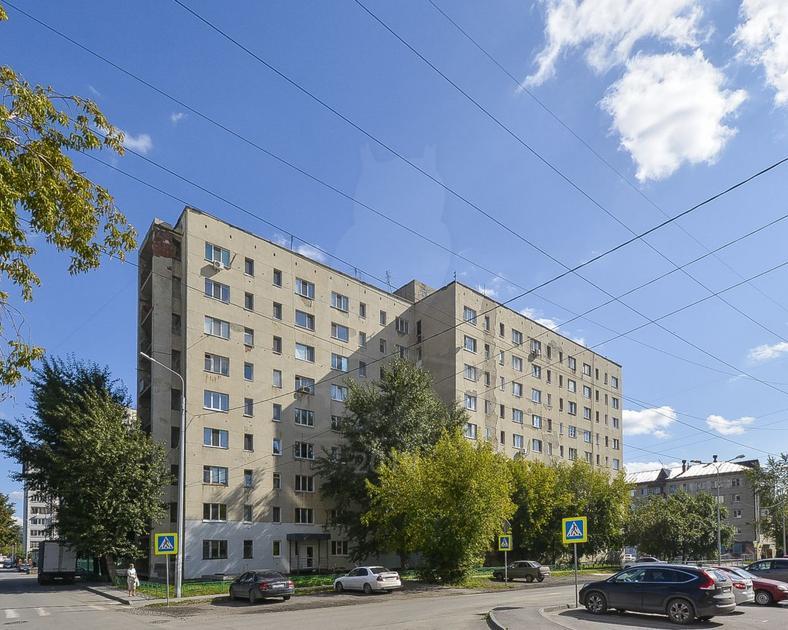 1 комнатная квартира  в районе Дом Обороны, ул. Военная, 15, г. Тюмень