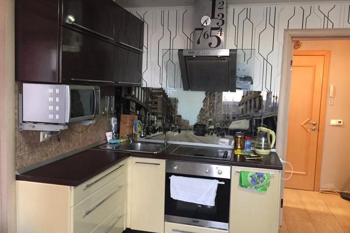 2 комн. квартира в аренду в районе Червишевского тр., ул. Самарцева, г. Тюмень