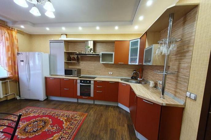 3 комн. квартира в аренду в районе Технопарка, ул. Минская, г. Тюмень