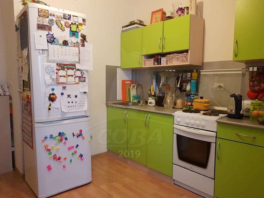 1 комнатная квартира  в Тюменском-4 мкрн., ул. Николая Федорова, 17, ЖК «Семейный», г. Тюмень