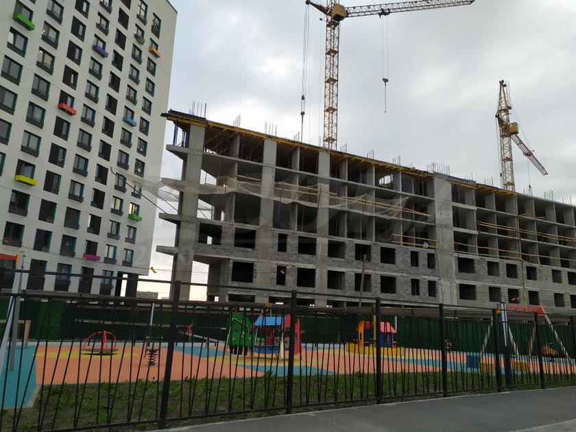 Студия в новом доме,  в районе Плеханово, ЖК «Тесла парк», г. Тюмень